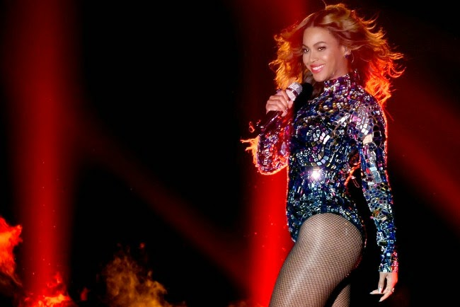 Beyonce 2014 VMA Performance
