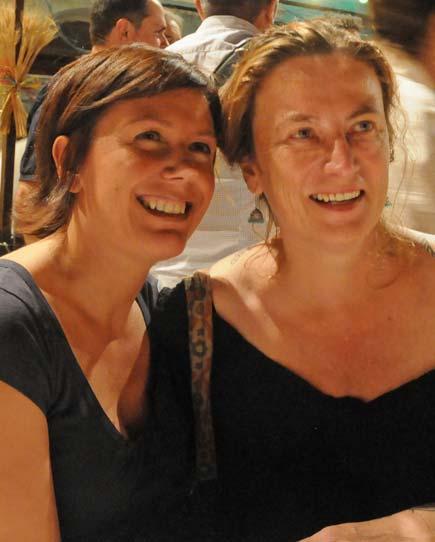 Lara e Paola