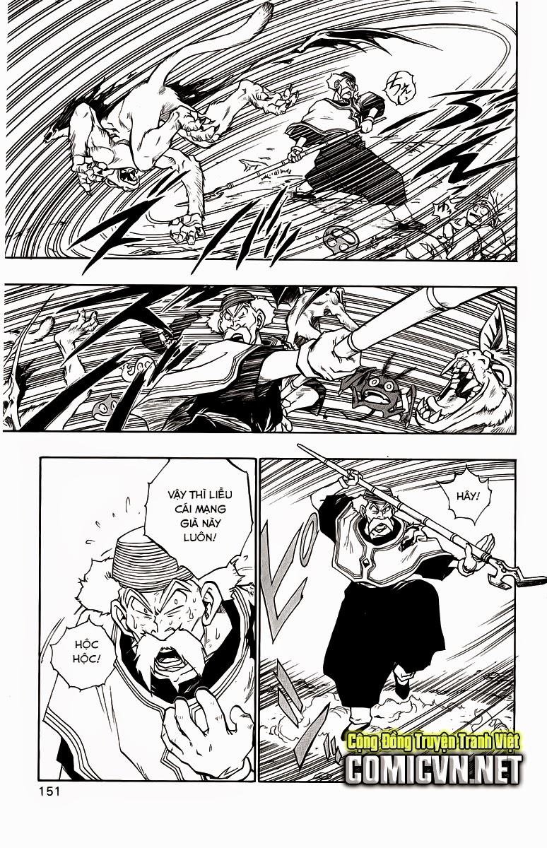 Dragon Quest: Emblem of Roto chapter 29 trang 14