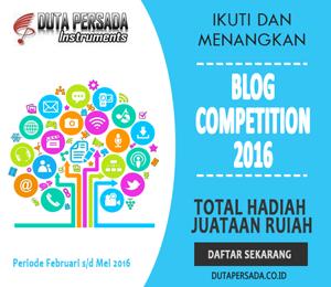 Kompetisi blog seo kontes bersama dutapersada instruments 2016