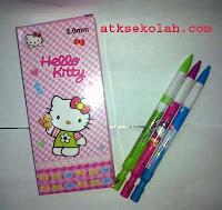 Serutan Pensil Hello Kity