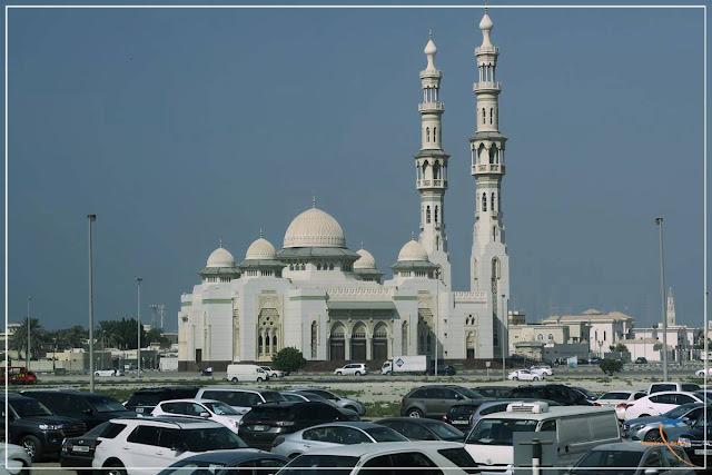 Sharjah nos Emirados Árabes