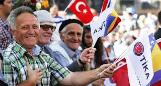 Η Τουρκία δημιουργεί ομάδες πίεσης στα Βαλκάνια