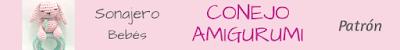 http://aramelaartesanias.blogspot.com.ar/2017/02/conejo-amigurumi-sonajero-bebe.html