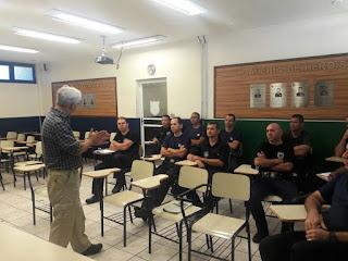 GCM de Jandira  realiza o 1° Curso básico de negociador em ocorrências com reféns
