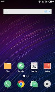 Meizu MX4 Flyme