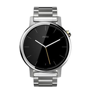 Moto 360 2nd Gen Smart Watch - Best Smart Watches List