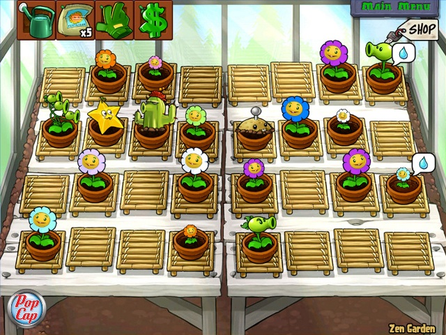 Plants vs Zombies 1 Free Download PC Games