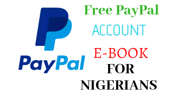 Free PayPal Account E-book