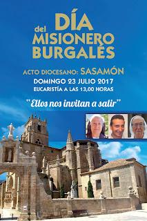 Día del misionero Burgales