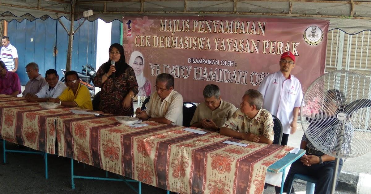 Buletin Kampung Penyampaian Dermasiswa Yayasan Perak