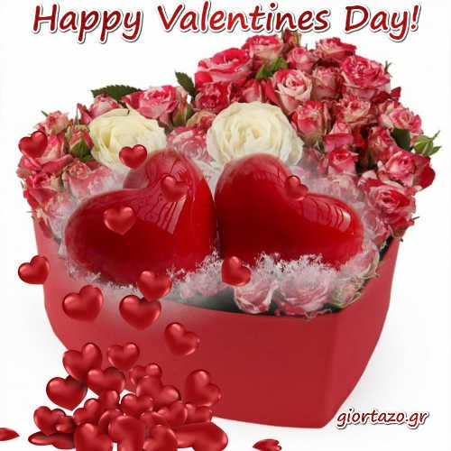 ΑΓΙΟΣ ΒΑΛΕΝΤΙΝΟΣ, ΒΑΛΕΝΤΙΝΟΣ, HAPPY VALENTINES DAY