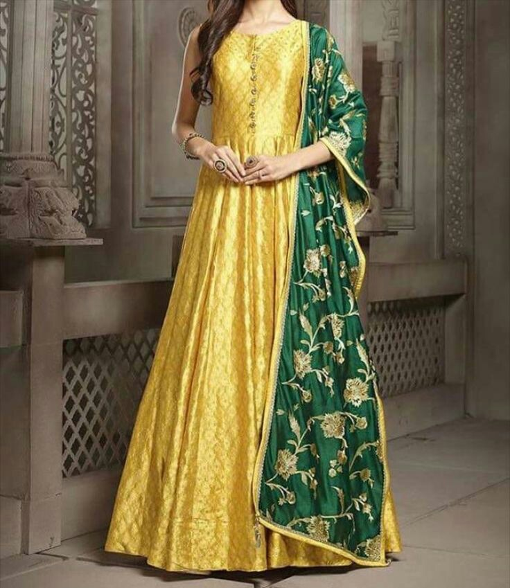 35 Trendy Haldi Outfit Ideas for the Bride