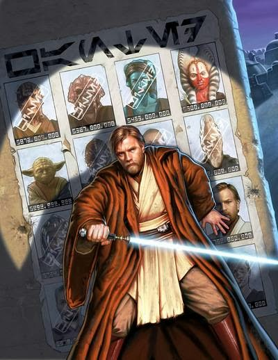 Star Wars Homenaje Uncanny X-Men 141