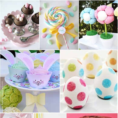 Very Last Minute Easter Party Ideas