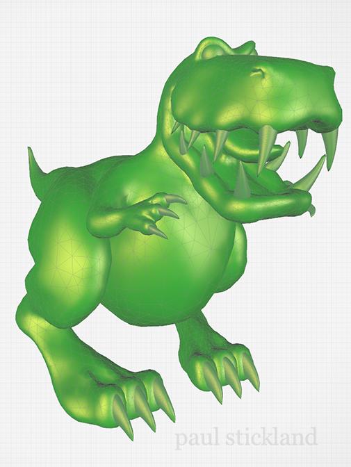 paul stickland, dinosaur roar,