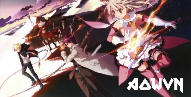 HTHBdQA - [ Anime 3gp ] Fate/kaleid liner Prisma☆Illya 2wei Herz! | Vietsub