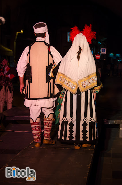 Macedonian national costumes - Ethnic area Skopska Crna Gora