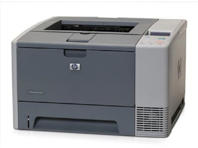 Image HP LaserJet 2410 Printer Driver