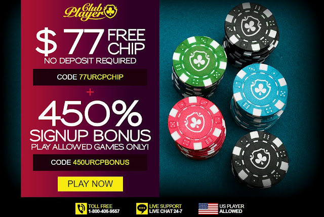 Club Player Casino Redeem Coupon