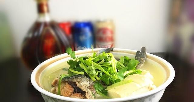 芫茜豆腐魚尾湯 - 阿里手工坊