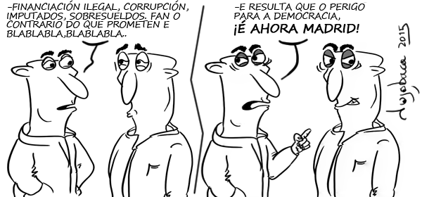 Aguirre versus Carmena