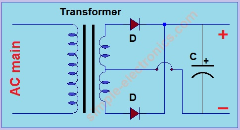 diagram likewise emergency light circuit diagram on 9 volt battery rh bsmdot co