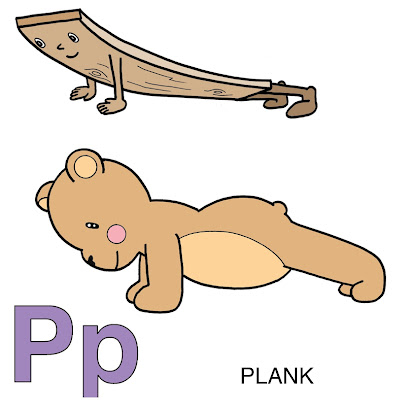 Power Up With Plank