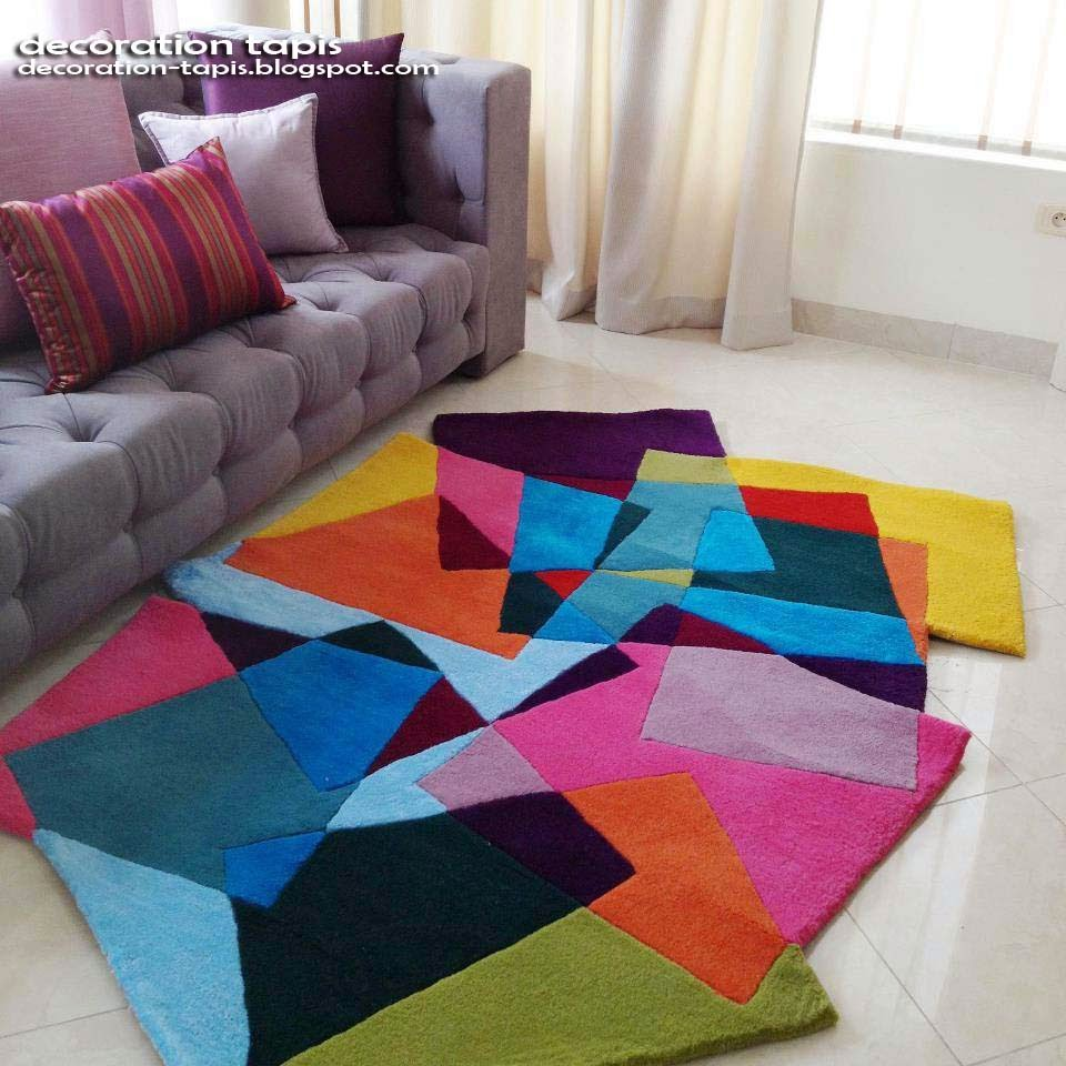 decoration tapis