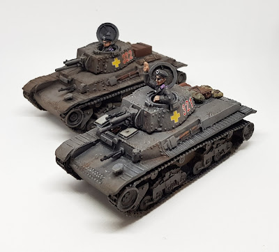 Warlord Games Panzer 35T