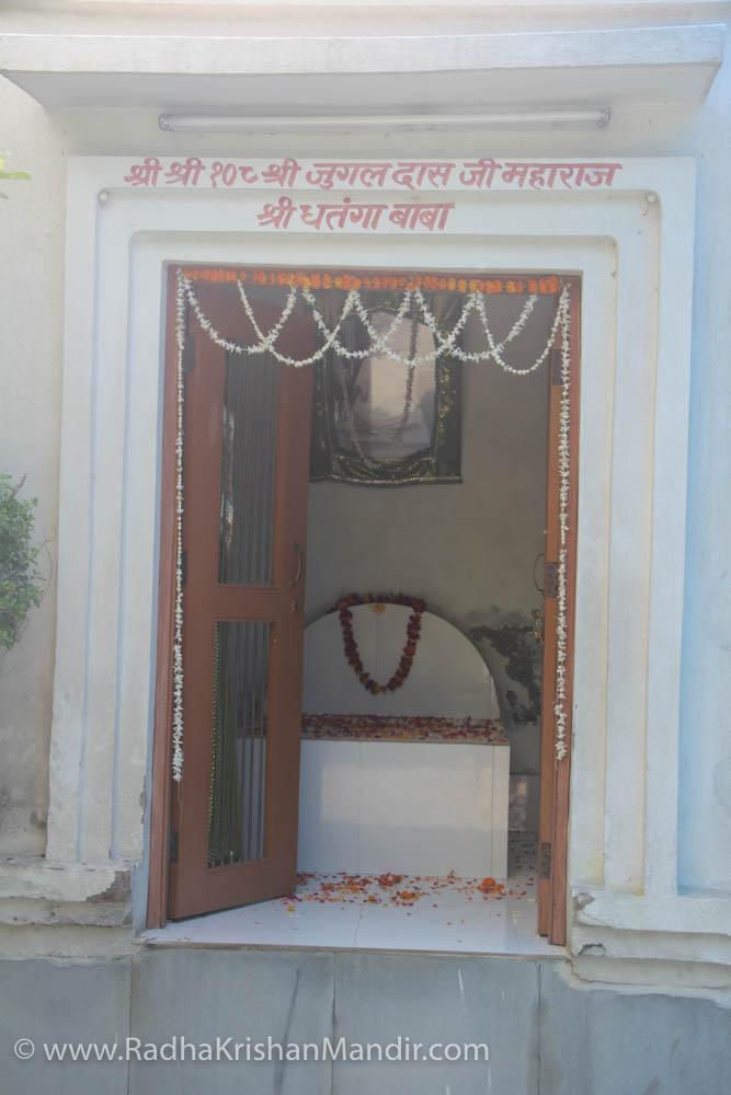 krishna radha god temple