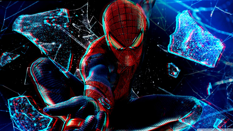 The Amazing Spider Man 3D ❤ 4K HD Desktop Wallpaper for 4K Ultra