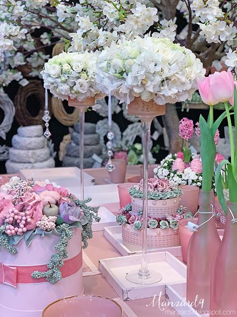 Csodás tavaszi dekorokkal megrakott asztal I Manzard9