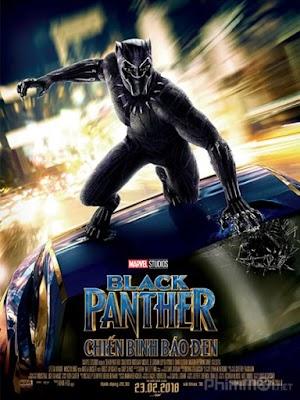 Phim Chiến binh Báo Đen - Black Panther (2018)