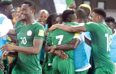 super eagles players $2000 gift