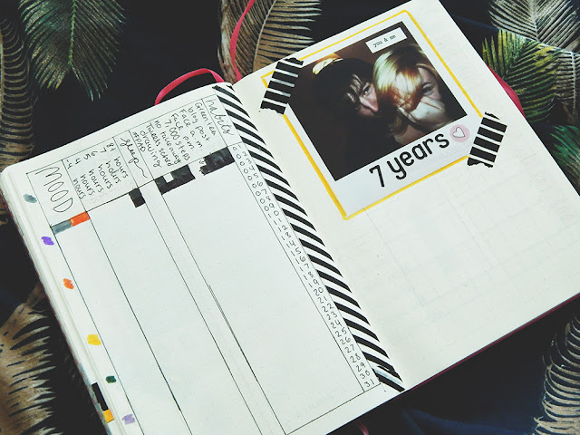 Bullet Journal Set-Up || October 2017