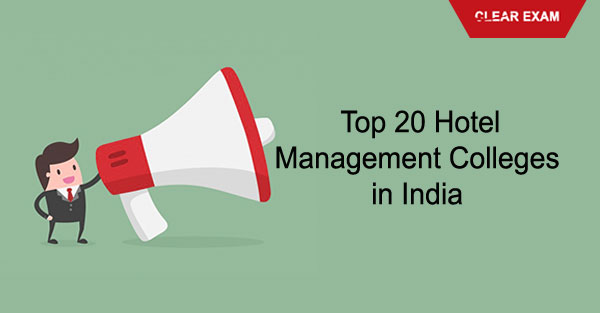 Top 20 Hotel Management Colleges in India
