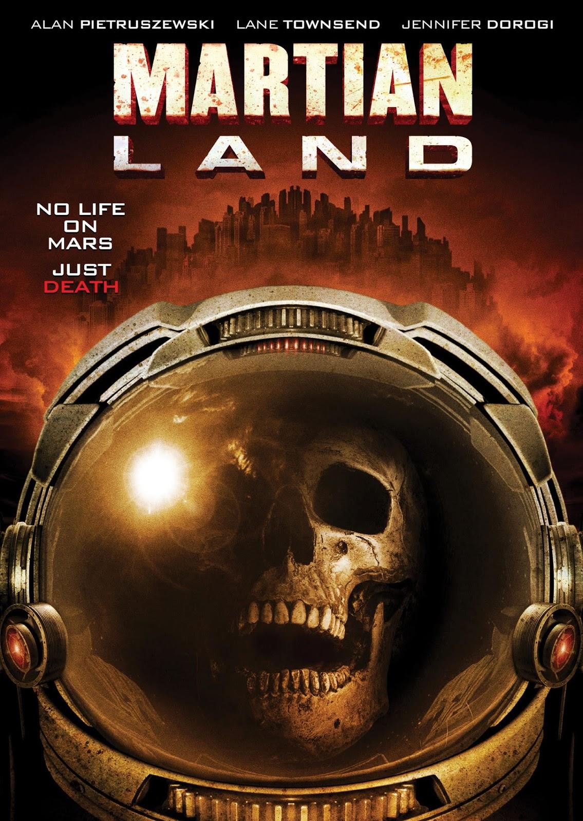 Martian Land (2015)