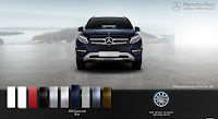 Mercedes GLE 400 4MATIC 2016 màu Xanh Cavansite 890