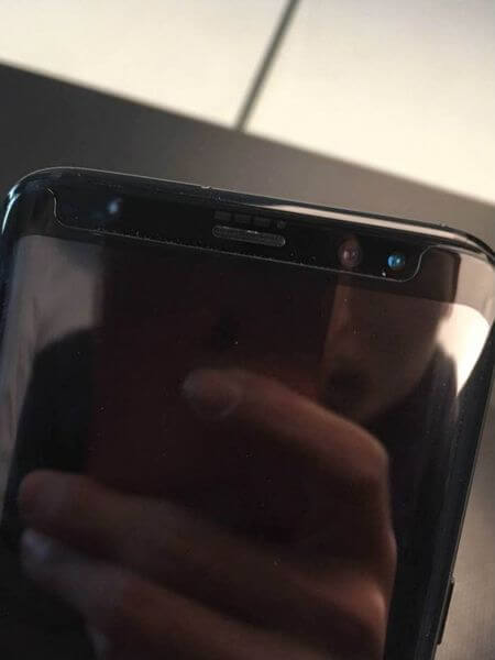 Samsung Galaxy S8 and S8 Plus show up on comparison photo