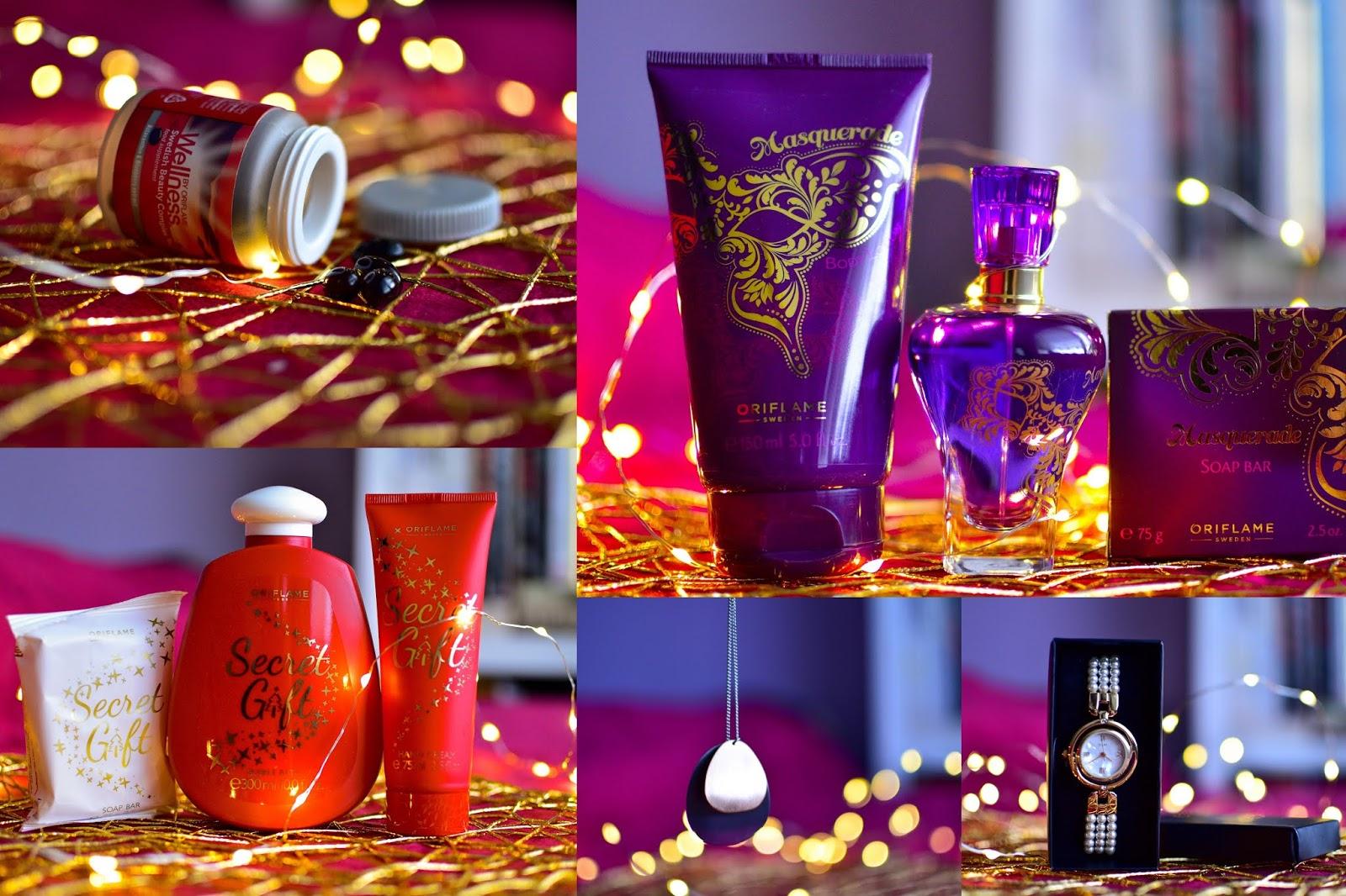 beauty tip: oriflame 16/2018 & black friday // prvé tipy na vianočné darčeky