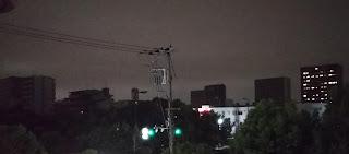 ©さんがつ日記 停電