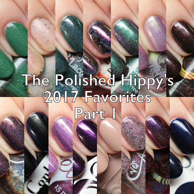 The Polished Hippy's 2017 Favorites Part 1