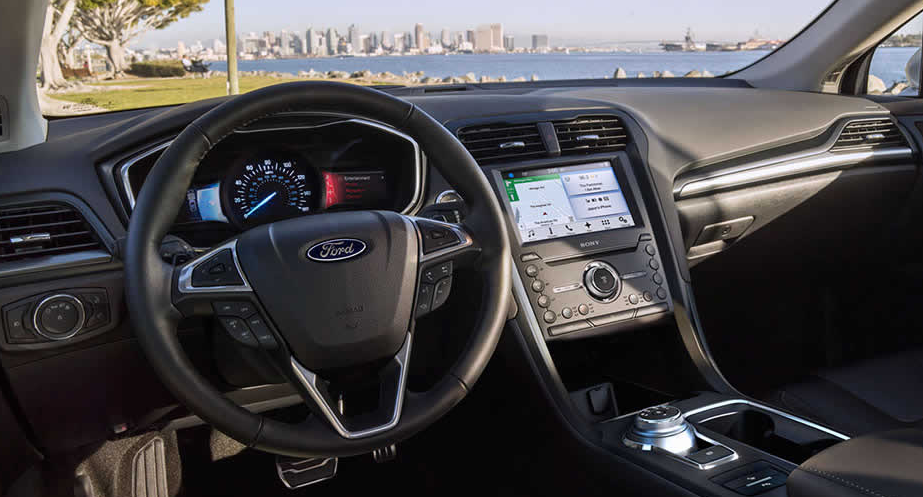 Ford Fusion 2017 Canada Released Date
