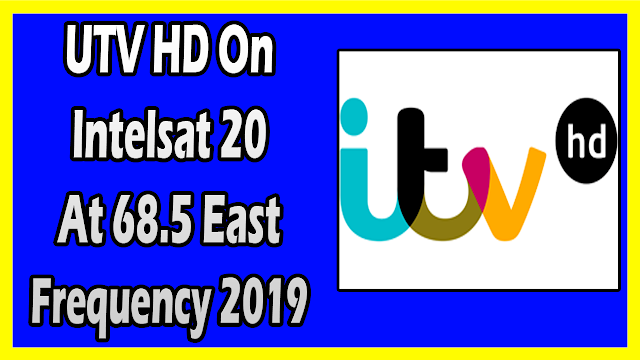 UTV HD on Intelsat 20 at 68.5 East Frequency 2019