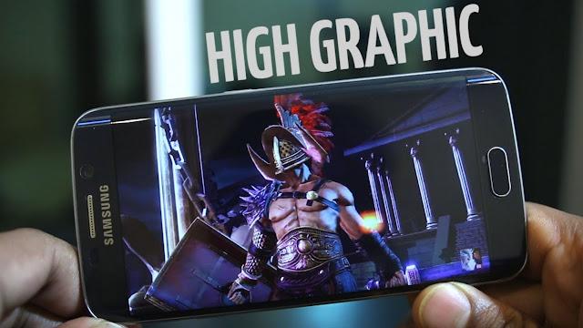 Kumpulan Game Android Offline Terpopuler Grafik HD