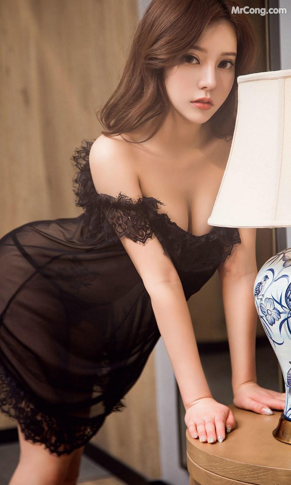Image UGIRLS-Ai-You-Wu-App-No.1465-Meng-Han-MrCong.com-006 in post UGIRLS – Ai You Wu App No.1465: Meng Han (梦晗) (32 ảnh)
