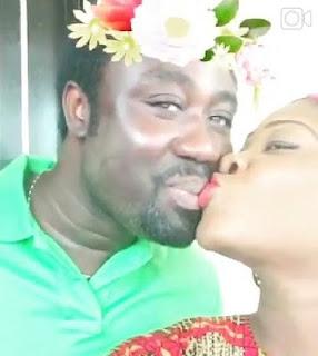 Mercy Johnson & Husband Share K!s.s Photos on Instagram