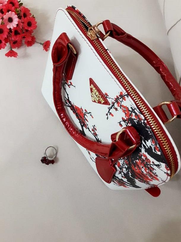 beyaz çanta, yurt dışı alışveriş, rosegal