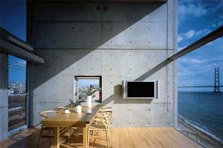 Interior Casa 4x4 Tadao Ando